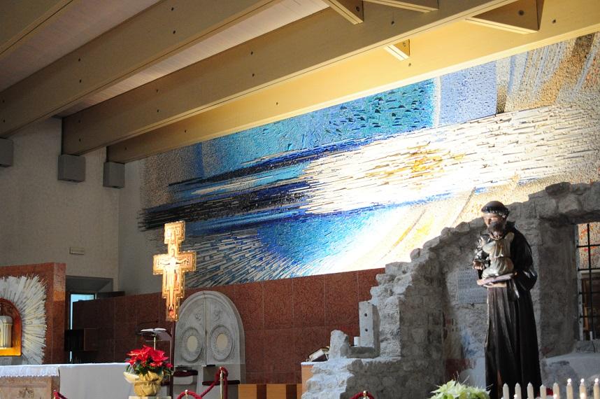 Santuario di Sant'Antonio di Gemona - ph. Enrica Collina