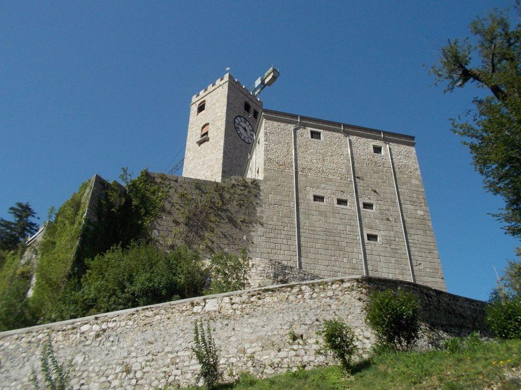 Il castello di Gemona - ph. Ufficio IAT